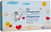 Papírové kapesníčky dětské Babydream - box