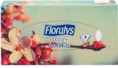 Kapesníčky papírové 4vrstvé Floralys - box