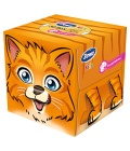 Papírové kapesníčky 3vrstvé Kids Zewa - box