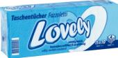 Papírové kapesníčky Lovely