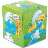Papírové kapesníčky Šmoulové Albert Quality - box