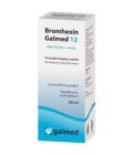 Kapky k léčbě dýchacích cest Bromhexin Galmed