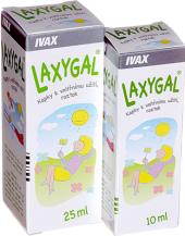Kapky s projímavým účinkem Laxygal