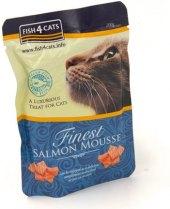 Kapsičky pro kočky Finest Fish4Cats