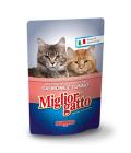 Kapsičky pro kočky Migliorgatto