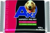Kapsičky pro psy Axi