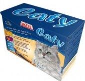 Kapsičky pro kočky Caty Akinu