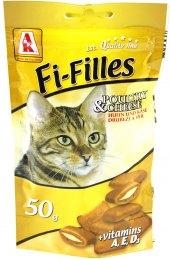 Pamlsky kapsičky pro kočky Fi-filles Akinu