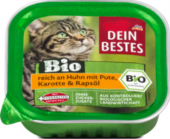 Vanička pro kočky bio Dein Bestes