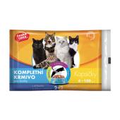 Kapsičky pro kočky Česká cena
