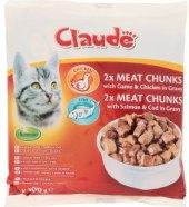 Kapsičky pro kočky Claude