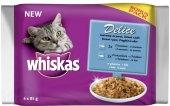 Kapsičky pro kočky Delice Whiskas