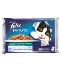 Kapsičky pro kočky Fantastic Felix Purina