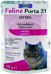 Kapsičky pro kočky Feline Porta 21