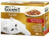 Kapsičky pro kočky Gourmet Gold Purina