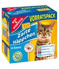 Kapsičky pro kočky Gut&Günstig  Edeka