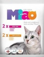 Kapsičky pro kočky Miao