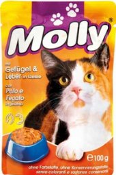 Kapsičky pro kočky Molly