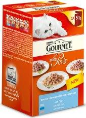 Kapsičky pro kočky Mon Petit Gourmet Purina
