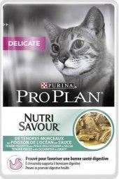 Kapsičky pro kočky Nutri Savour Pro Plan Purina