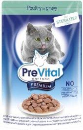 Kapsičky pro kočky Premium PreVital
