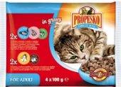 Kapsičky pro kočky Propesko