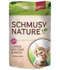 Kapsičky pro kočky Schmusy Nature Schmusy