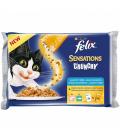 Kapsičky pro kočky Sensations Crunchy Felix Purina