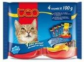 Kapsičky pro kočky Teo