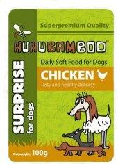 Kapsičky pro psy Huhubamboo
