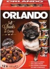 Kapsičky pro psy Orlando