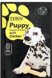 Kapsičky pro psy Tesco
