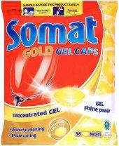 Kapsle do myčky Gold Somat