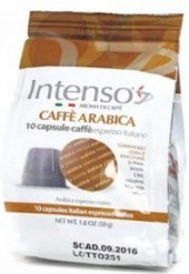 Kapsle Nespresso Intenso