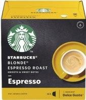Kapsle Starbucks Dolce Gusto Nescafé