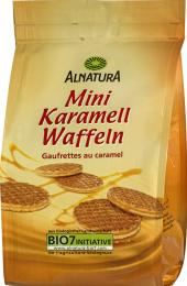 Karamelové sušenky Alnatura