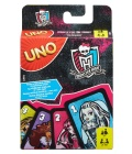 Karetní hra Uno Monster High 2 Mattel