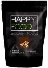 Karobový prášek bio Happy Food