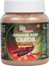 Karobový prášek raw Lifefood