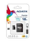 Karta micro SDHC ADATA 16 GB