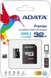 Karta micro SDHC A-DATA 32 GB