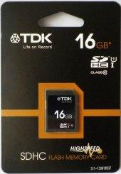 Karta SD TDK 16 GB