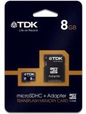 Karta SD TDK 8 GB