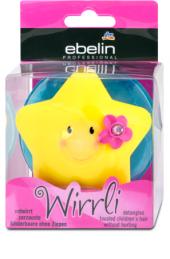 Kartáč na vlasy dětský Ebelin