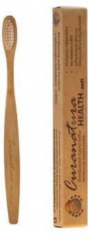 Kartáček na zuby bambusový Health Curanatura