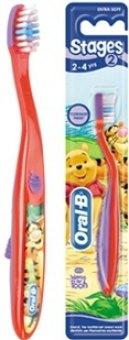 Kartáček na zuby dětský Oral-B