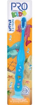 Kartáček na zuby dětský Pro Formula Tesco