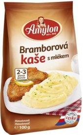 Bramborová kaše s mlékem v prášku Amylon