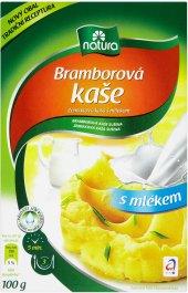 Bramborová kaše s mlékem v prášku Natura