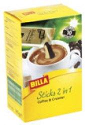 Instantní káva 2v1 Billa